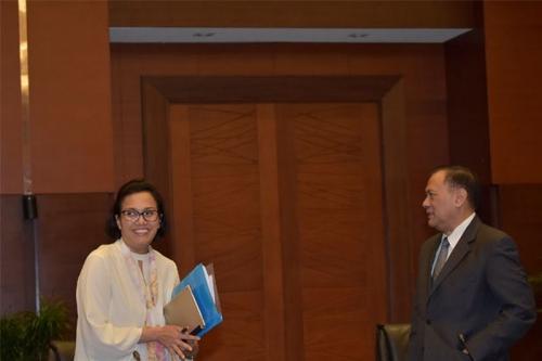 Bahas Tahun Baru, Ini Hasil Lengkap Pertemuan Sri Mulyani-Gubernur BI dari Pagi hingga Siang Hari