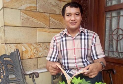"""Ini Alasan Wasekjen Perindo """"Cak Eko"""" Siap Bertarung di Pilwalkot Bekasi"""