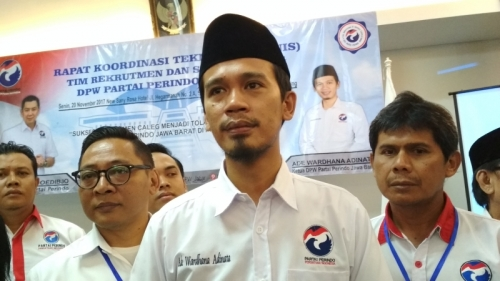 Perindo Jabar Bidik Posisi Runner Up di Pemilu 2019
