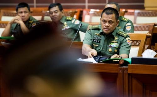 Panglima TNI: Mahasiswa Jangan Sebar Kebencian dan Berita Hoax!