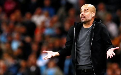 Ketimbang Dipusingkan dengan Calon Lawan di Liga Champions, Guardiola Pilih Fokus Hadapi Derby Manchester