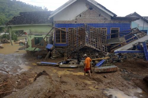 Warga Pacitan Alami Kerugian Rp600 Miliar dari Dampak Bencana Banjir dan Longsor