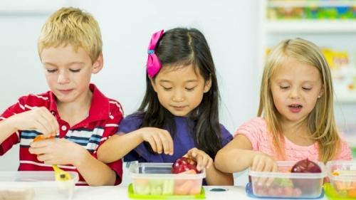 Etika yang Harus Diajarkan ke Anak saat Bawa Bekal ke Sekolah