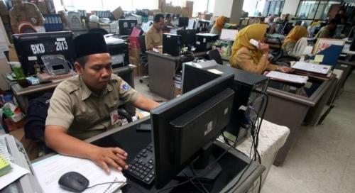 Kualitas Pegawai Negeri Masih Rendah