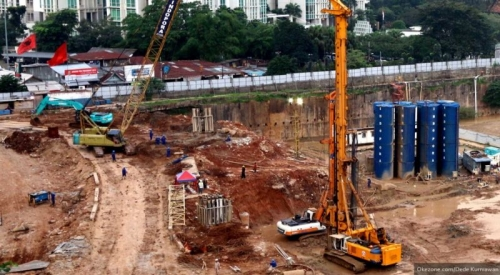 Pembangunan Infrastruktur Dilaju Kencang, Arus Kas BUMN Tertekan