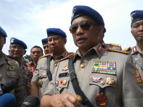 Kasus Victor Laiskodat, Kapolri Tito Harap MKD Segera Bersikap
