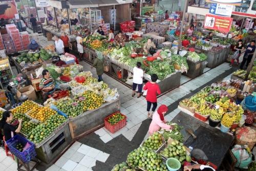Jelang Akhir Tahun, Kepolisian Turut Sidak Pasar Pantau Ketersediaan Bahan Pokok