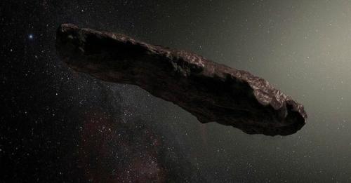 Astronom Teliti Objek Asing yang Diduga Sebagai Satelit Alien