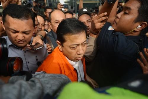 Setya Novanto Siap Hadapi Sidang Perdana Korupsi E-KTP
