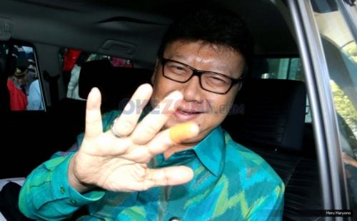 Mendagri Hadiri Peringatan Hari Nusantara di Cirebon