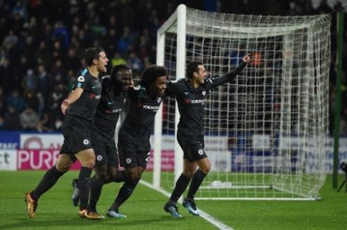 Chelsea Menang atas Huddersfield, Antonio Conte Puji Penampilan Anak Asuhannya