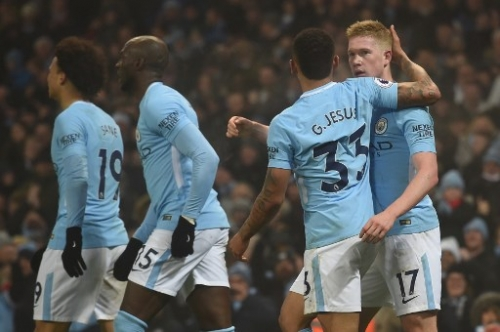 Hasil Pertandingan Manchester City vs Tottenham: Menang 4-1, The Citizens Kukuh di Puncak Klasemen Sementara