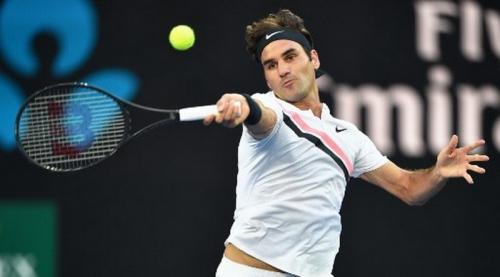 Roger Federer Masih Jaga Asa di Australia Open 2018