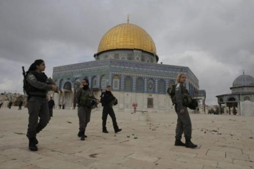 Yordania Kecam Israel karena Halangi Perawatan Masjid Al Aqsa
