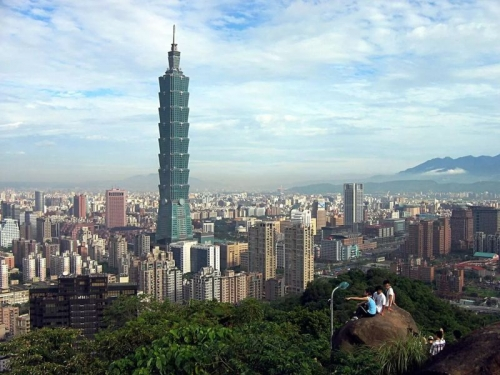 Taiwan Diguncang Gempa 5,7 Skala Richter
