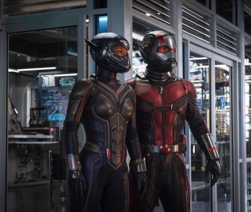 Ini Dia Potret Pertama Ant-Man dan The Wasp