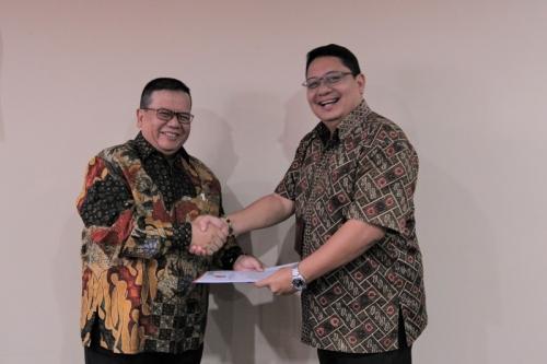 Menteri BUMN Angkat Harry Z Soeratin Jadi Komisaris AP I