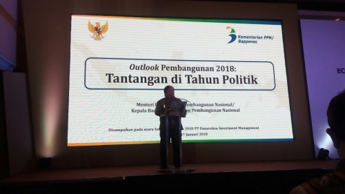 Menteri Bambang: Indonesia Harus Perbanyak Bangun Kereta Api