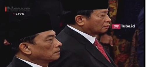 Agum Gumelar Dipilih Jadi Wantimpres, Ini Alasan Jokowi