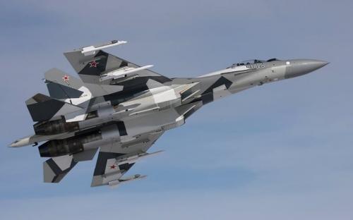 Jabat KSAU, Marsekal Yuyu Sutisna Akan Rampungkan Pengadaan Sukhoi SU-35