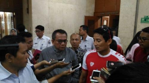 Becak Kembali Beroperasi, Sandiaga: Kontrak Politik dari Pemerintah Sebelumnya