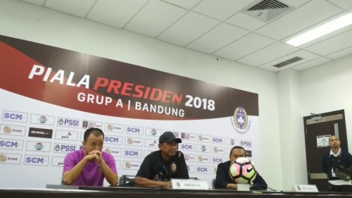 Rachmad Darmawan Ungkap Kelebihan Persib yang Bikin Sriwijaya FC Tumbang