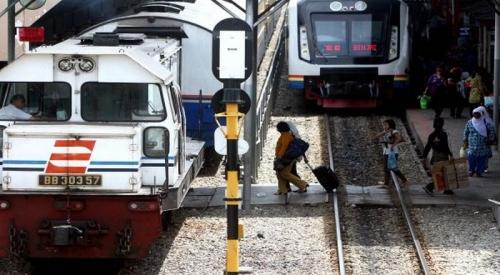Kemenhub Alokasikan Subsidi Kereta Perintis 2018 Rp79,9 Miliar