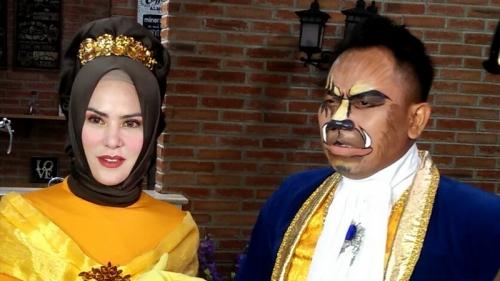 "Terlalu Sombong, Angel Lelga ""Kutuk"" Vicky Prasetyo Jelang Menikah"