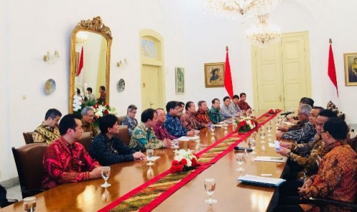 Indonesia-Jepang Sepakat Garap 6 Proyek Infrastruktur