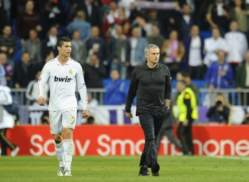 Mourinho Izinkan Man United Datangkan Cristiano Ronaldo