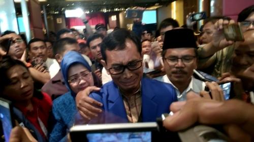 Gugat KPU Sumut ke Bawaslu, JR-Ance Tunjuk Hinca Panjaitan Jadi Kuasa Hukum