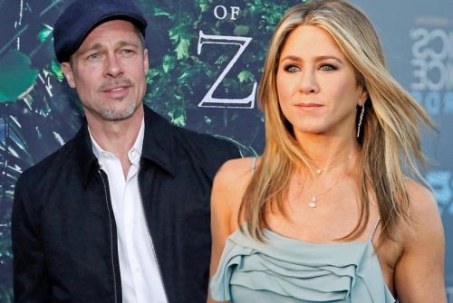 Sama-Sama Single, Mungkinkah Jennifer Aniston dan Brad Pitt Kembali Bersama? Ini Kata Psikolog