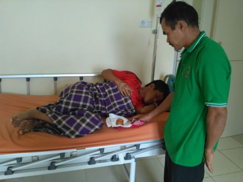 Penjelasan Dokter tentang Remaja Asal Gowa Bertelur
