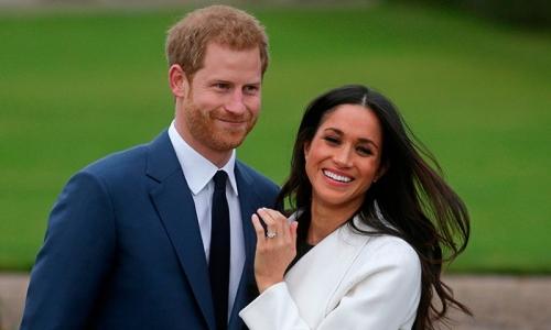 5 Perbedaan Pesta Pernikahan Pangeran Harry-Meghan Markle dengan Pangeran William-Kate Middleton