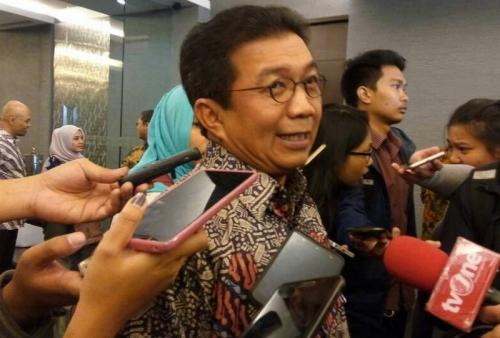 Jadi Dubes, Muliaman Hadad Ingin Dorong Investasi Swiss di Indonesia