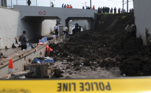 Underpass Soetta Dibongkar, Kereta Bandara Masih Bisa Beroperasi