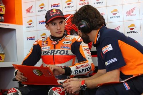 Marquez Masih Ingin Pastikan Kemampuan Mesin Baru Honda
