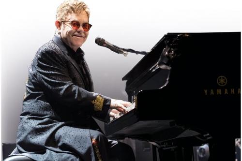 Sumbang Ratusan Miliar USD untuk Penderita HIV/AIDS, Cara Elton John Kenang Kematian 2 Sahabatnya