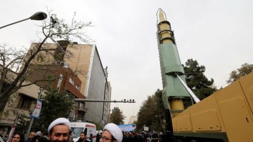 Tiga Negara Eropa Usulkan Sanksi Baru untuk Iran