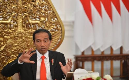 Presiden Jokowi Minta Generasi Muda Jadi Agen Toleransi