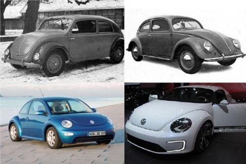 Akhir Riwayat Mobil Kodok Volkswagen