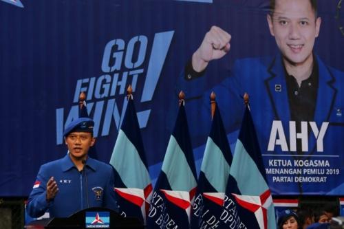 Lakukan Manuver Politik, Demokrat Dinilai Sedang Dorong AHY Jadi Capres