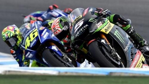 Rossi Tak Terkejut Zarco Tampil Tercepat di Kualifikasi MotoGP Qatar 2018