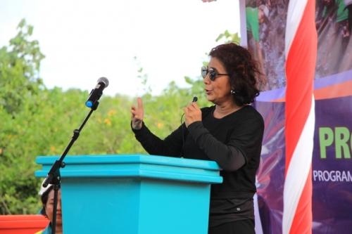 Soal Sampah Plastik, Menteri Susi: Ini Menjadi Concern dan Keprihatinan Saya