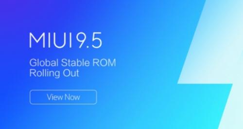Xiaomi Umumkan 30 Perangkat yang Kebagian MIUI 9.5