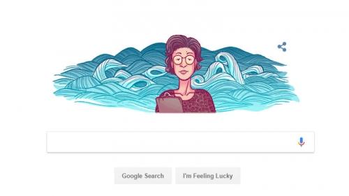 Katsuko Saruhashi, Sosok Google Doodle Hari Ini