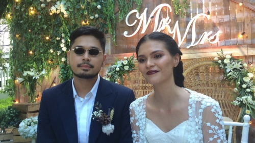 Satu Frekuensi, Alasan Petra Sihombing dan Firrina Sinatrya Mantap Menikah