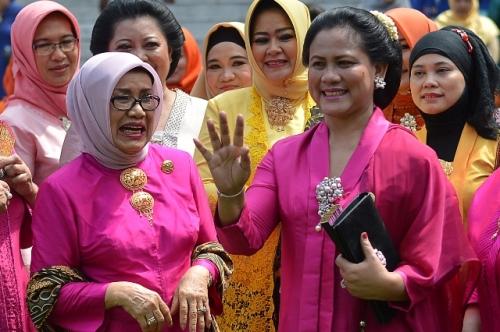 Ibu Negara dan Tokoh Perempuan Peringati Hari Kartini di Istana Bogor