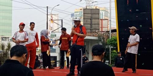 Belum Punya Kuda, Presiden PKS Ajak Prabowo Bersepeda