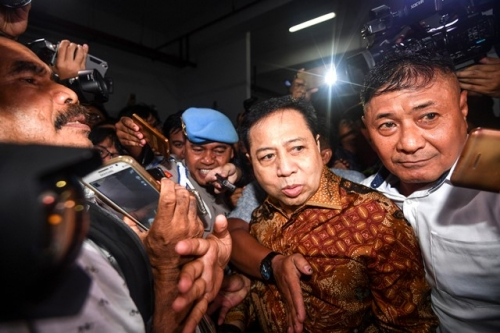 KPK Bidik Pihak Lain di Pusaran Korupsi E-KTP Pasca-Vonis Setya Novanto